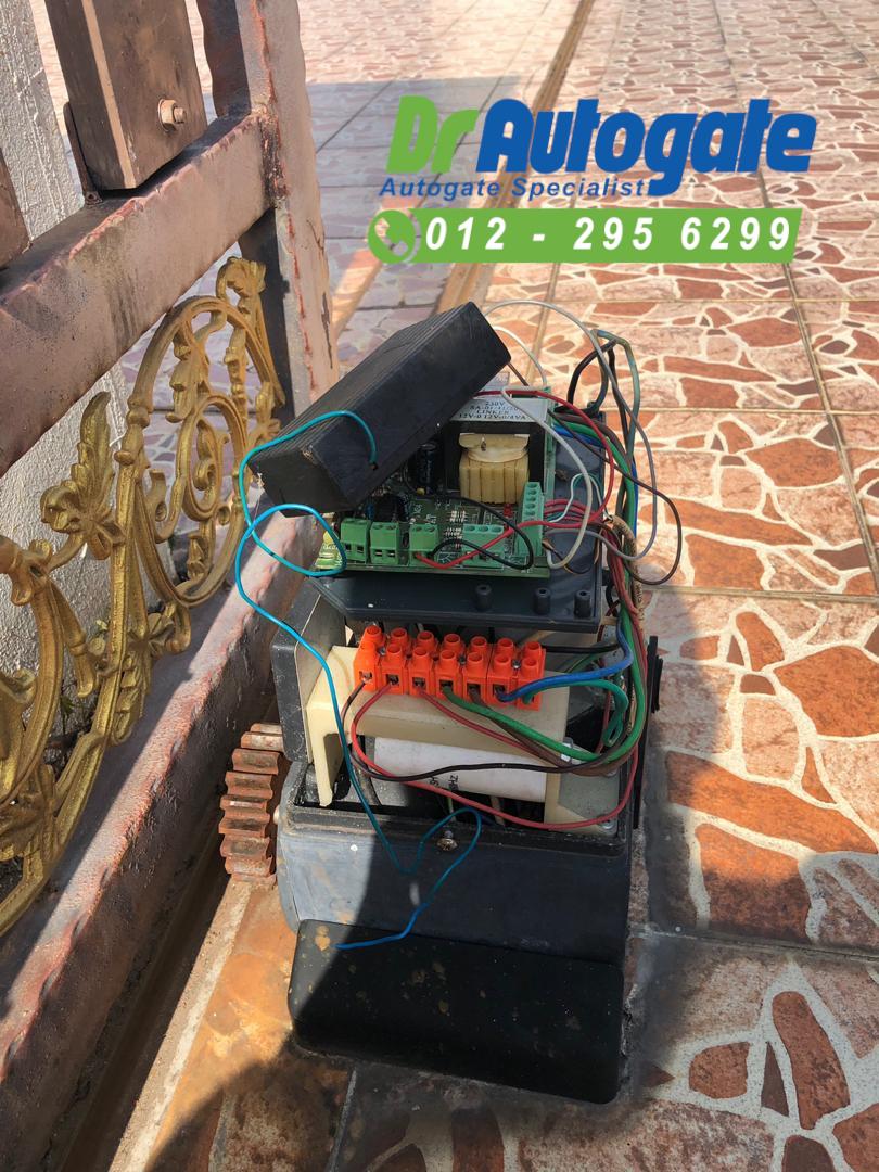 Klang Auto Gate Repair