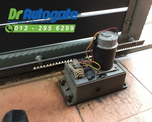 Sliding Auto Gate Repair Ampang
