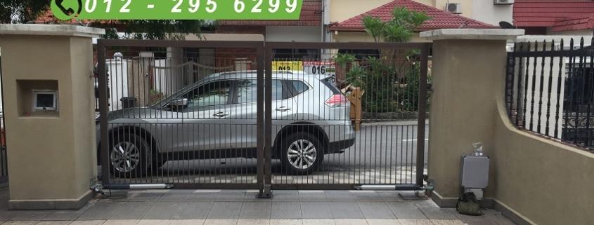 Petaling Jaya Auto Gate Repair