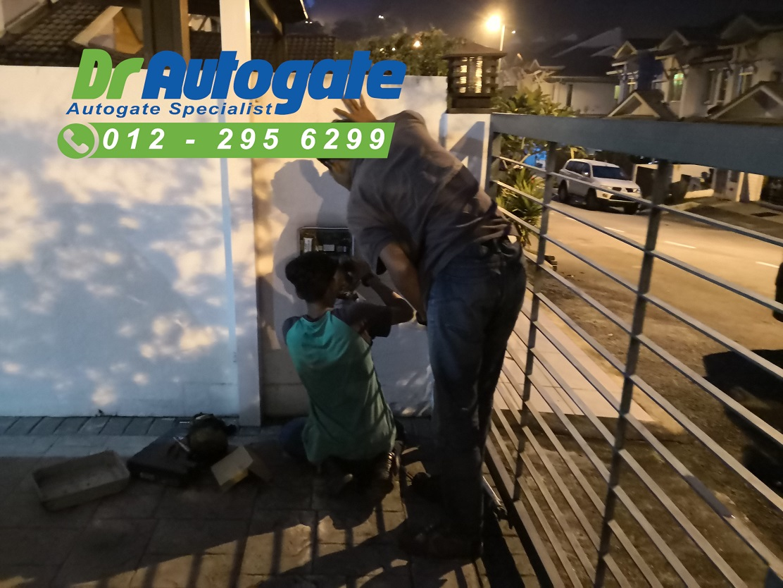 Auto Gate Repair Ampang